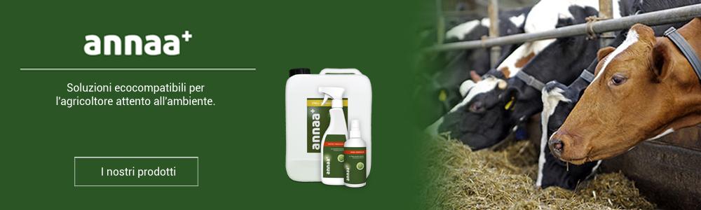 ANNAA+ per l'agricoltura.