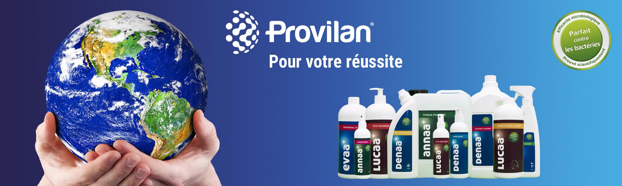 Provilan. Un concept réussi.